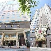 澳門駿景酒店+金光飛航 香港往返澳門船票套票