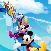 香港迪士尼樂園1日票+二合一餐券套票