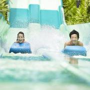 新加坡聖淘沙水上探險門票(現票)