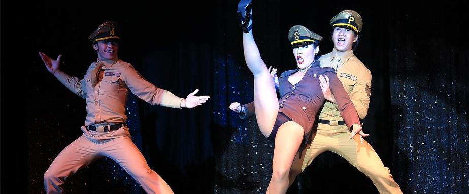 泰國曼谷克裏普索人妖秀門票,曼谷人妖秀,Calypso Cabaret,克裏普索人妖秀地址