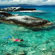 蘇梅島-濤島、南園島浮潛一日遊