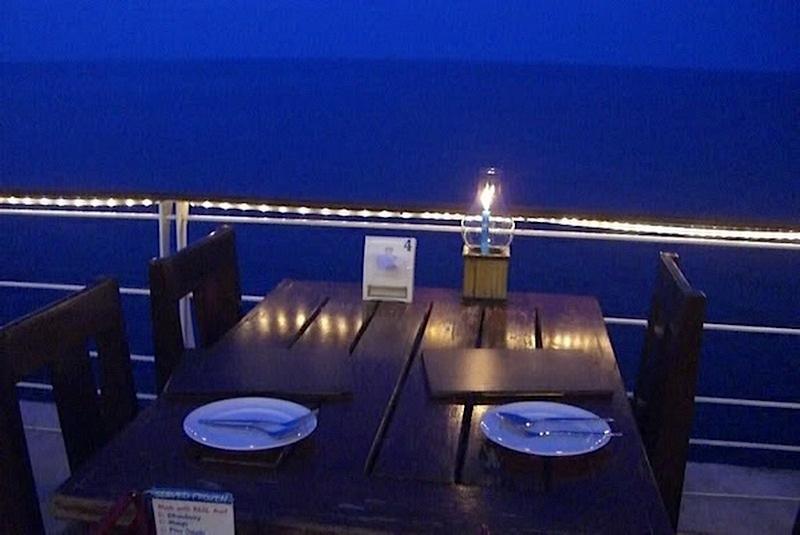 蘇梅島懸崖上的海鮮餐廳,蘇梅島海鮮餐廳,蘇梅島海鮮