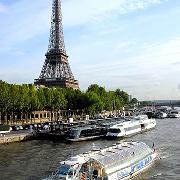 巴黎塞納河隨上隨下遊船觀光巴士(電子票)
