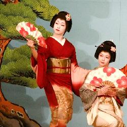 京都祇園角彌榮會館日本傳統藝能公演門票
