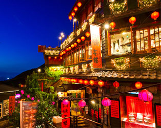台灣九份十分平溪景點攻略