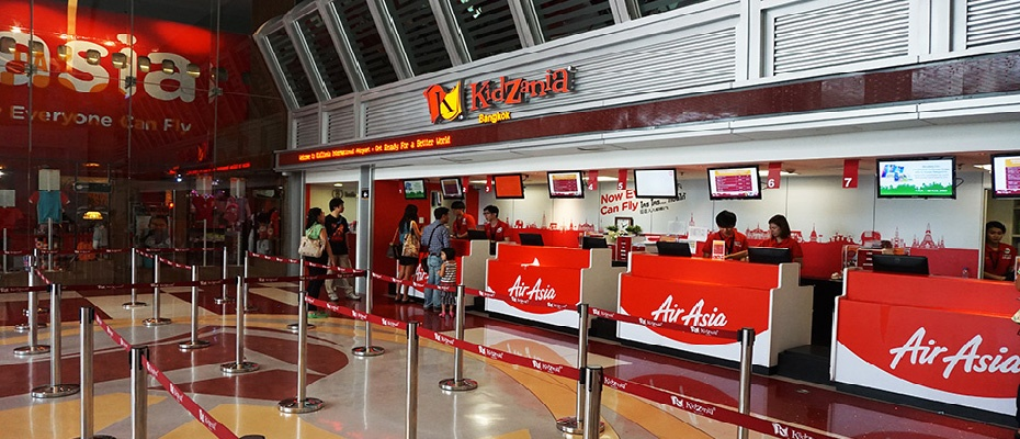 泰國曼谷kidZania兒童主題樂園