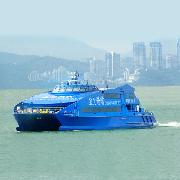 澳門氹仔碼頭到香港港澳碼頭船票-金光飛航
