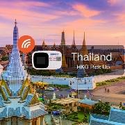 泰國4G隨身WiFi租賃(香港領取)