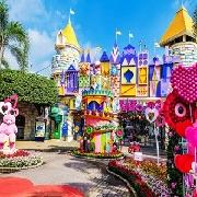 曼谷夢幻世界主題樂園一日遊(Dream World)