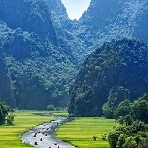 (特價)越南寧平華閭+三谷碧洞一日遊