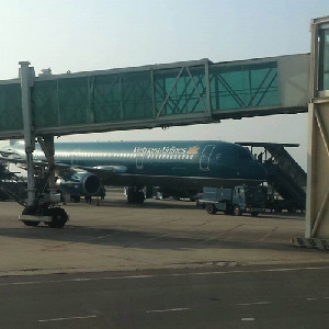 (特價)越南峴港機場-會安接車