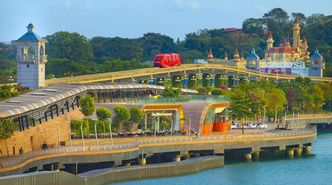 新加坡聖淘沙一日歡樂套票