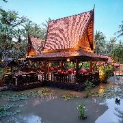 芭提雅安凡尼AVANI Pattaya Resort度假酒店Sala Rim Nam自助晚餐