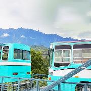 沙巴神山牧場+波令溫泉+樹頂吊橋一日遊(含空中巴士午餐)