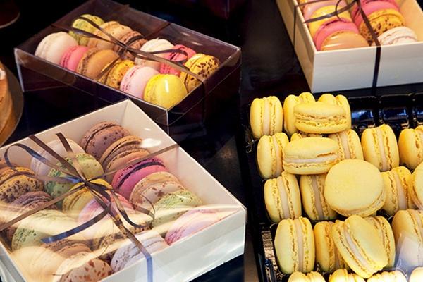 購物之都-巴黎精致食材、美酒與巧克力專賣店