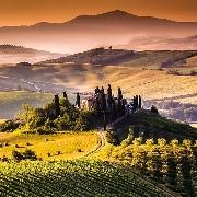 意大利聖吉米尼亞諾+托斯卡納+基安蒂+錫耶納一日遊