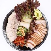 首爾星光菜包肉(孔德站)
