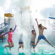 曼谷暹羅水陸雙主題樂園Siam Park City自助餐+接送套票