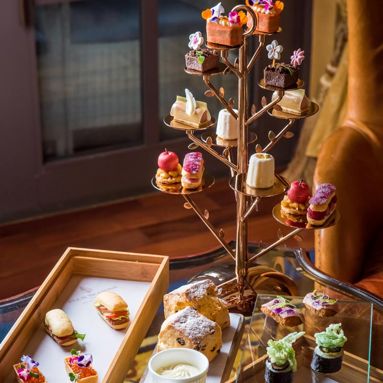 澳門四季酒店華屋WINDOWS特式下午茶套餐