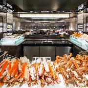 曼谷JW Marriott萬豪酒店JW Cafe餐廳自助晚餐