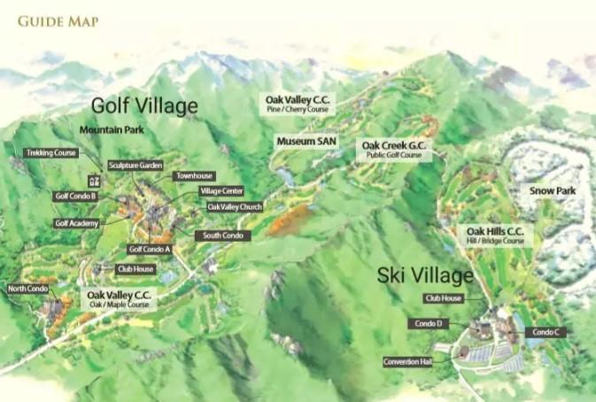 Oak Valley 橡樹谷滑雪場