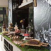 香港海洋公園萬豪酒店Marina Kitchen自助午餐