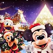 日本東京迪士尼1日門票+頭箍優惠套票