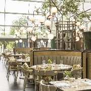新加坡濱海灣金沙酒店Rise Restaurant自助午餐