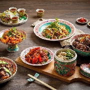 新加坡烏節路凱煌大酒店Spices Cafe風味自助午餐