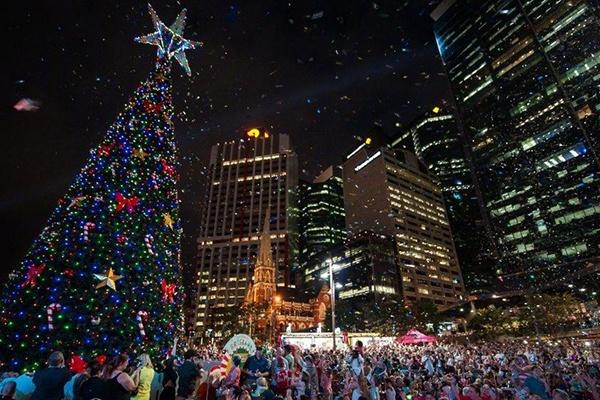 澳洲布里斯班聖誕節活動推薦