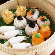 曼谷悅榕莊Bai Yun餐廳自助餐