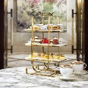 澳門麗思咖啡廳下午茶雙人套餐(Ritz-Carlton)