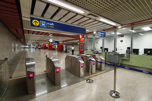曼谷中國城地鐵 曼谷中國城MRT 曼谷中國城bts 曼谷中國城最新交通指南2020 水門去唐人街