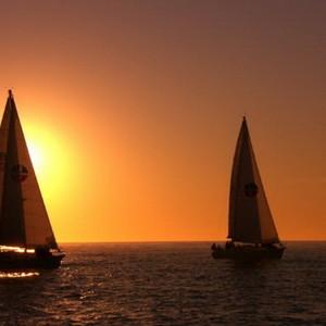 乘坐加州特色帆船,小團輕松巡航聖地亞哥