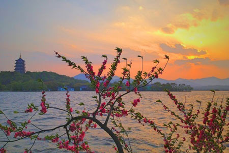 出發地 — 杭州